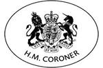 H.M. Coroner logo