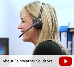 About Fairweather Solicitors LLP