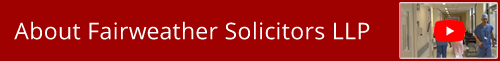 About Fairweather Solicitors LLP - Youtube video