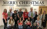 Merry Christmas from Fairweathers