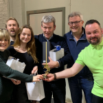 Fairweathers triumph at Stour Chambers charity quiz night