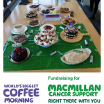 The Great Fairweathers Bake Off for Macmillan